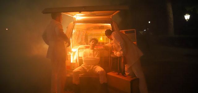 Coreografia ospedale psichiatrico con pezzi d'epoca ed effetto fumo- Halloween Party- BigBalloonGroup